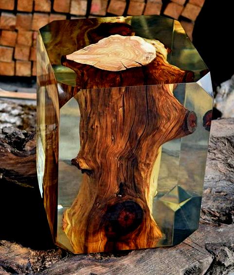 کاربرد رزین در صنایع چوب و رنگ