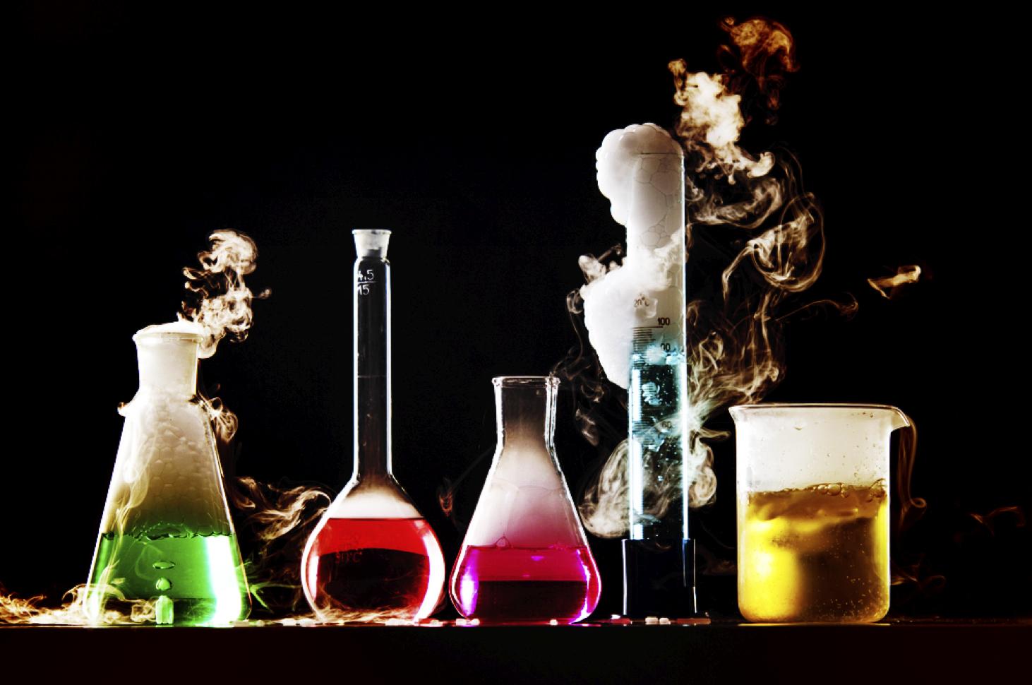 مدل انواع گریدهای مواد شیمیایی
