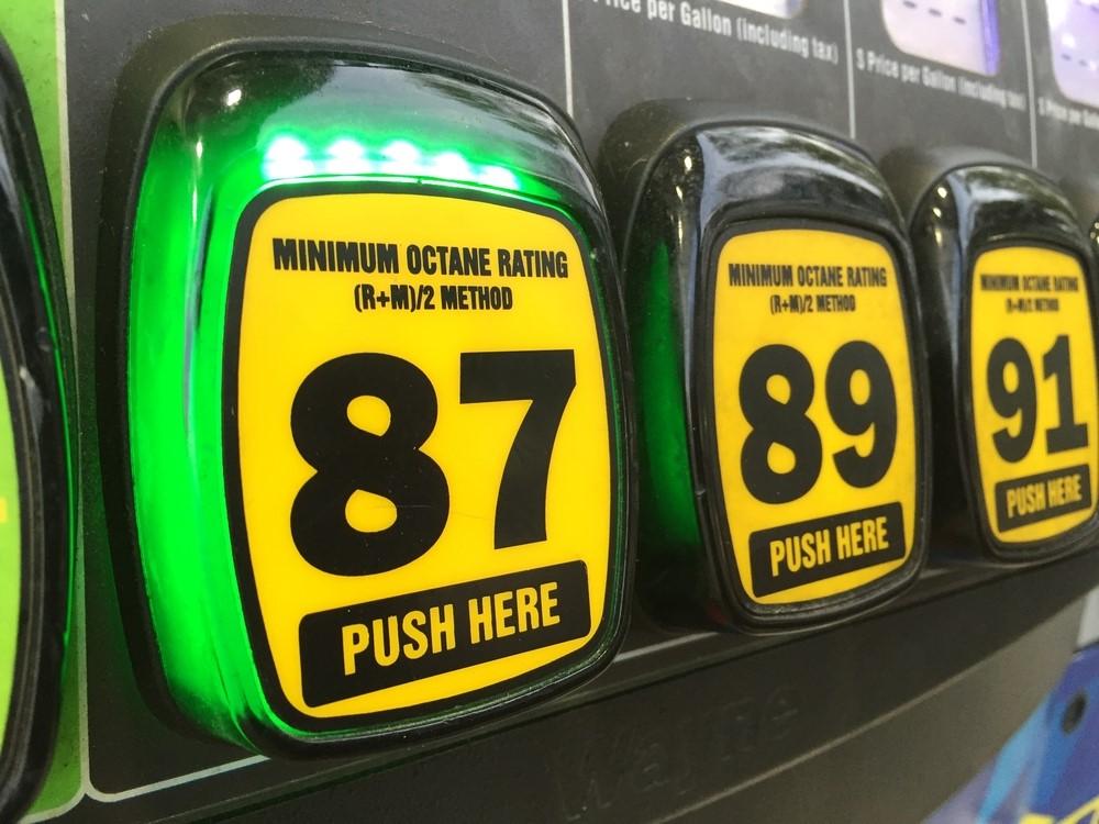 رابطه نرمال هپتان با عدد اکتان بنزین