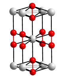 ساختار کلسیم کاربید