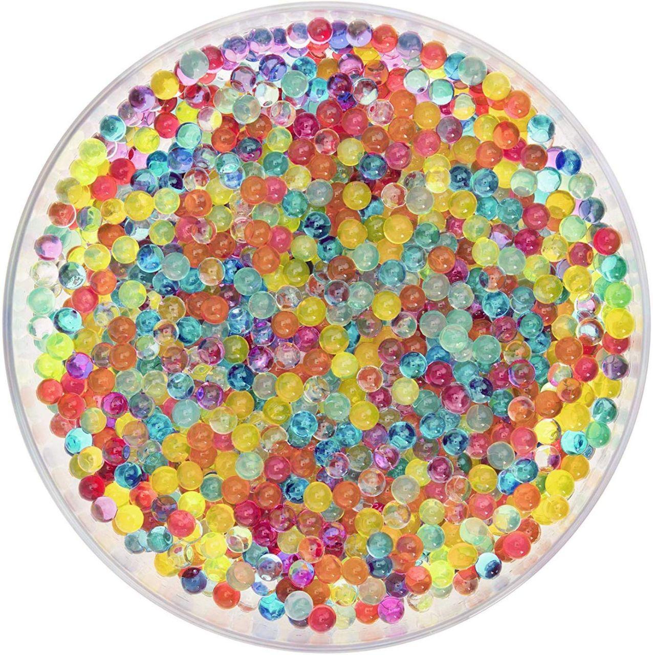 سیلیکاژل در چندین رنگ