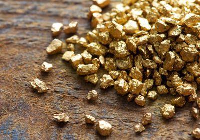 جداسازی طلا