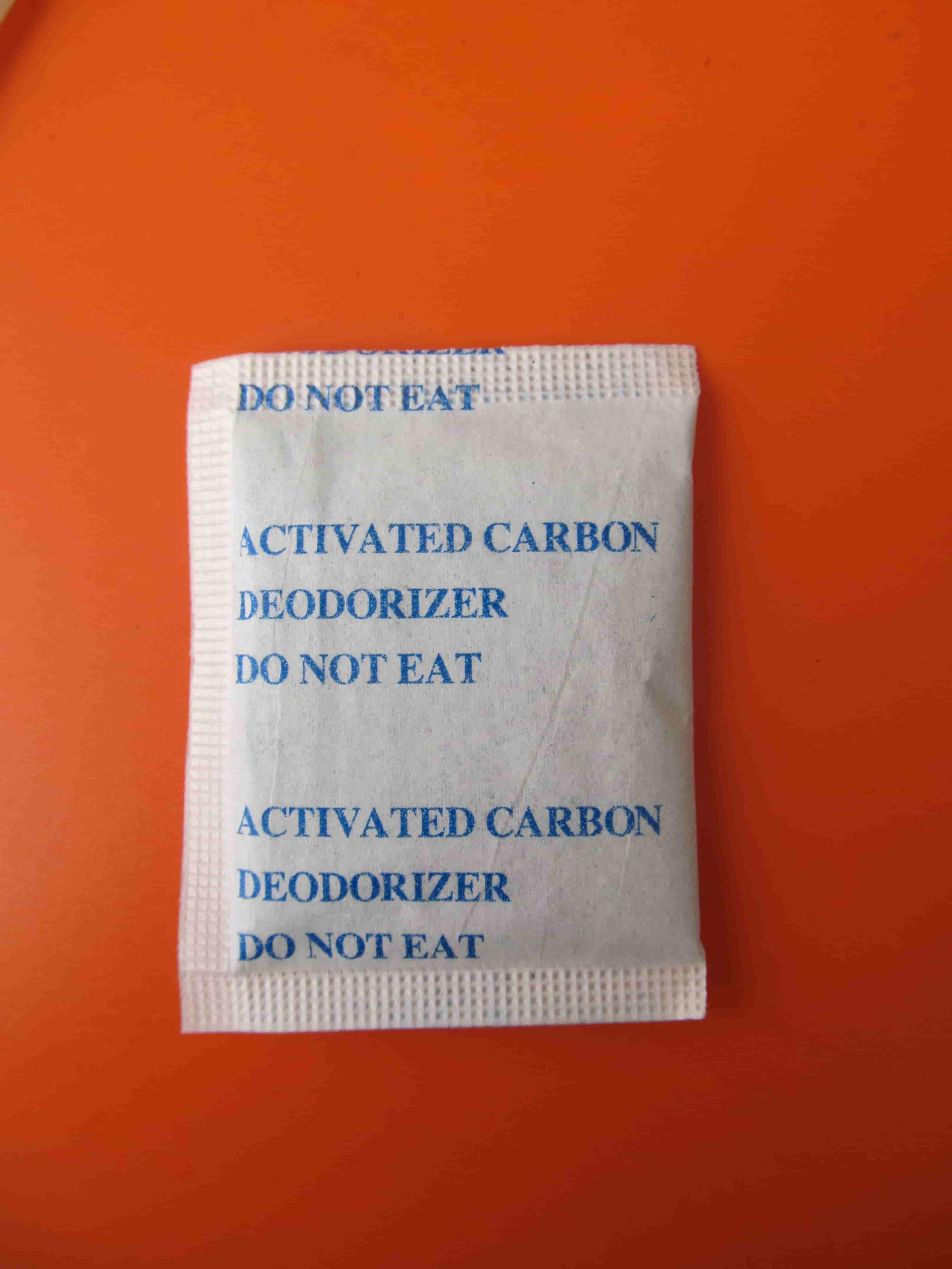 بسته های گرمی کربن اکتیو