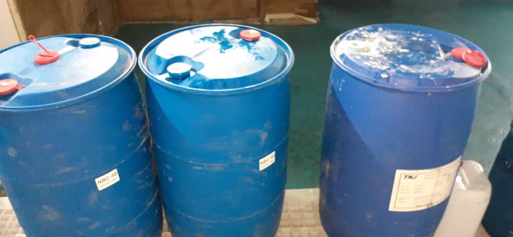 بنزالکونیوم کلراید صنعتی - تولید کننده بنزالکونیوم کلراید - قیمت بنزالکونیوم کلراید