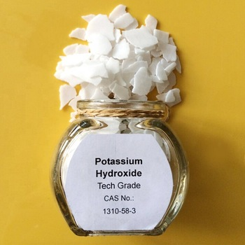 کاربرد های پتاسیم هیدروکسید