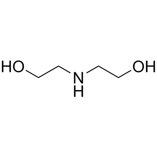 فرمول شیمیایی دی اتانول آمین
