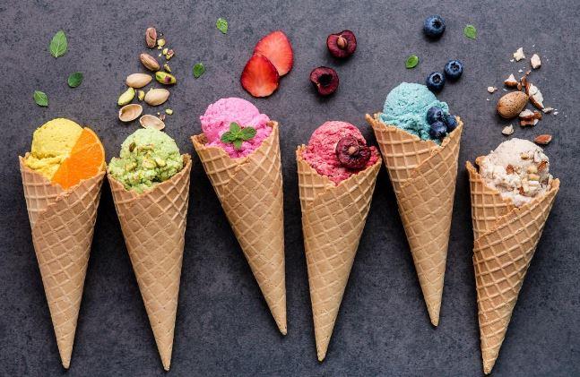 خرید زانتان گام برای استفاده در بستنی