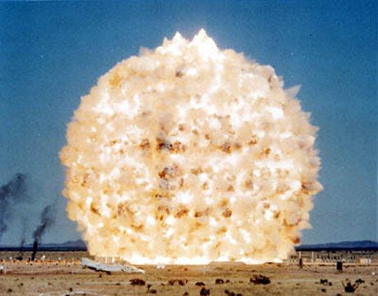 انفجار نیترات آموونیوم